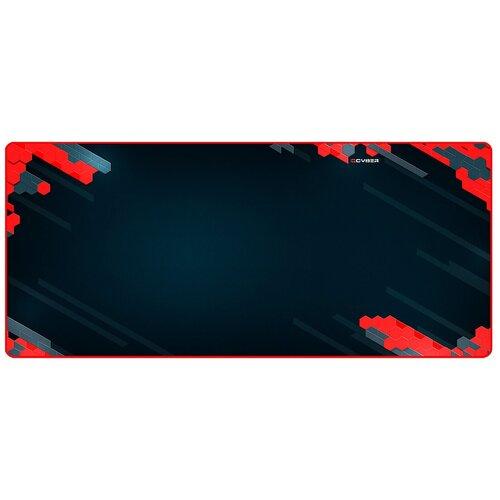 Коврик Qcyber Ultimate CS:GO (010274) черный / синий / красный