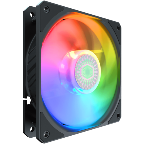 Вентилятор для корпуса Cooler Master SickleFlow 120 черный/ARGB 3 шт. + контроллер