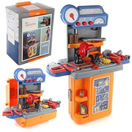 Набор инструментов в чемодане Veld co 109656 набор инструментов veld co 58436 чемодан