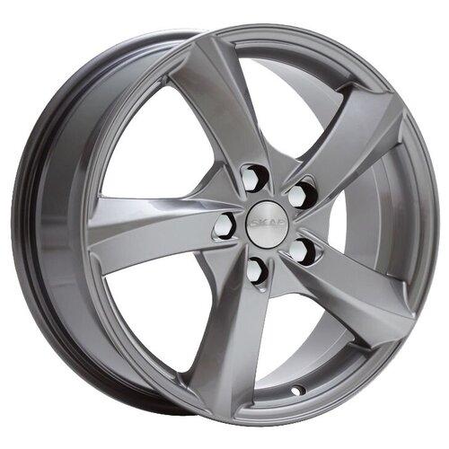 Фото - Колесный диск SKAD Ультра 7x17/5x112 D66.6 ET35 Грей колесный диск skad венеция 6 5x16 5x114 3 d67 1 et38 селена