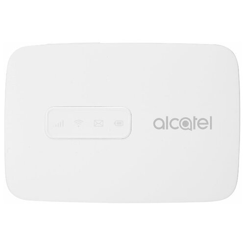 Wi-Fi роутер Alcatel Link Zone MW40V, белый