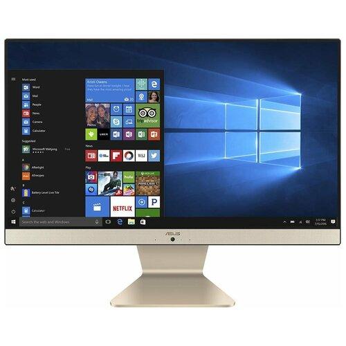 Моноблок ASUS Vivo AiO V222FA 90PT02G1-M06910 Intel Core i3-10110U/8 ГБ/Intel UHD Graphics/21.5/1920x1080/Windows 10 Home 64 моноблок asus a6432fak 90pt02g1 m04640 intel core i3 10110u 8 гб ssd intel uhd graphics 21 5 1920x1080 endless os