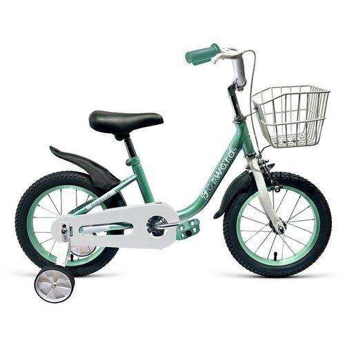 Фото - Детский велосипед FORWARD Barrio 16 (2020) бирюзовый (требует финальной сборки) детский велосипед forward barrio 18 2020 красный требует финальной сборки