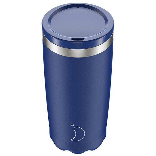 Термокружка Chilly's Coffee Cup, 0.5 л matte blue