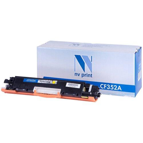 Фото - Картридж NV Print CF352A для HP, совместимый картридж nv print cf237x для hp совместимый