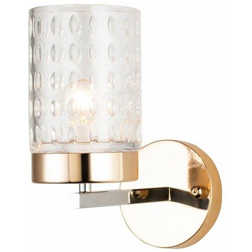 Настенный светильник Favourite Crystallus 2710-1W, E14, 40 Вт настенный светильник favourite nano 1522 1w 40 вт