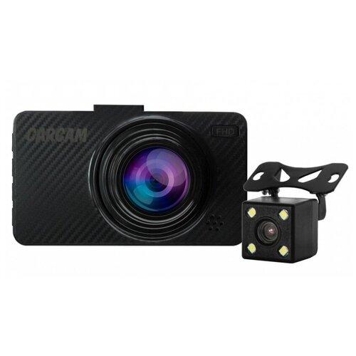 Видеорегистратор CARCAM D5, 2 камеры, черный
