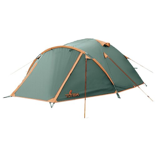 Палатка Totem Chinook 4 V2 зеленый