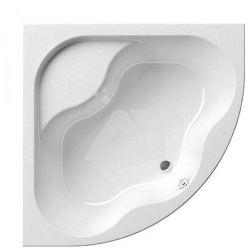 Ванна RAVAK Gentiana 150x150 без гидромассажа акрил угловая левосторонняя/правосторонняя ванна ravak asymmetric 150x100 без гидромассажа акрил угловая левосторонняя