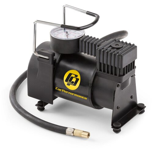 Автомобильный компрессор AUTOPROFI CP-25P черный