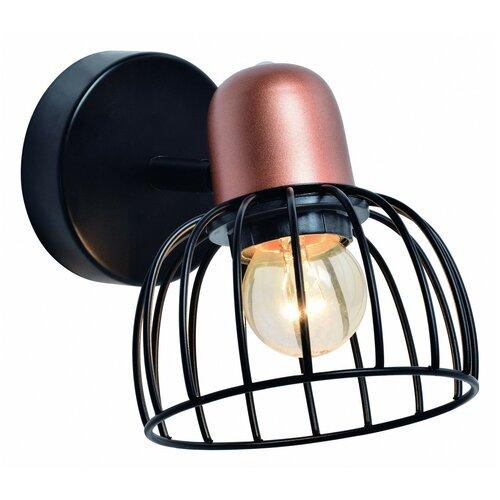 Фото - Настенный светильник Rivoli Adro Б0044775, E27, 40 Вт настенный светильник rivoli adro б0044775 40 вт