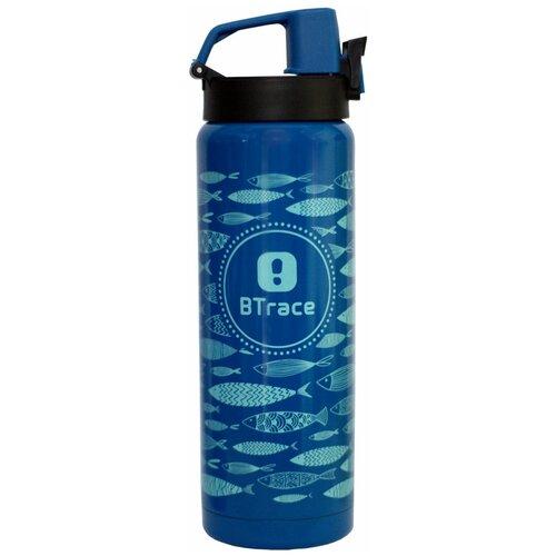 Термокружка Btrace 506-600F, 0.6 л синий