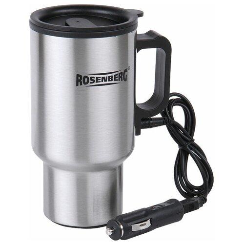Термокружка ROSENBERG RSS-415005, 0.48 л серебристый