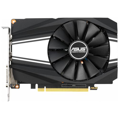 Видеокарта ASUS Phoenix GeForce GTX 1660 OC Edition 6GB (PH-GTX1660-O6G), Retail
