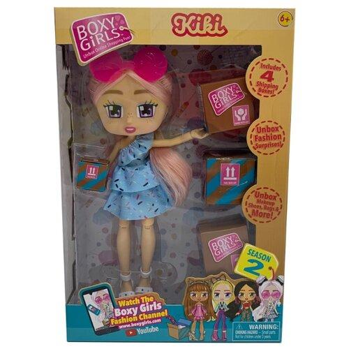 Купить Кукла 1 TOY Boxy Girls Kiki, 20 см, Т16626, Куклы и пупсы