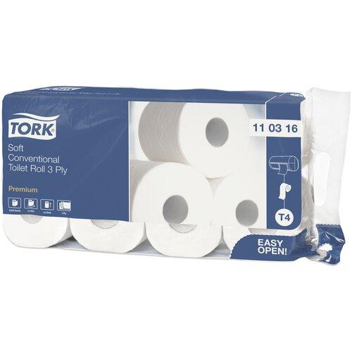 туалетная бумага tork advanced 120231 12 рул Туалетная бумага TORK Premium 110316 8 рул.