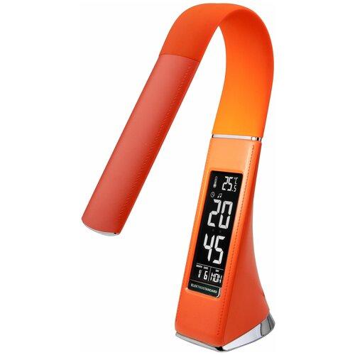 Настольная лампа светодиодная Elektrostandard Elara TL90220 (оранжевый), 6 Вт