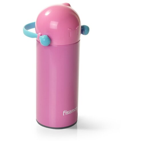 Классический термос Fissman Boxing, 0.3 л розовый
