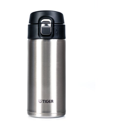 Термокружка TIGER MMJ-A036, 0.36 л clear stainless