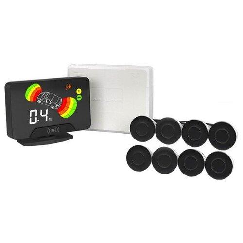 Парктроник модель AAALine LCD-18 Black