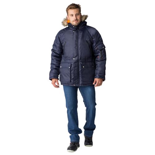 Куртка зимняя Аляска (тк.Оксфорд), т.синий, размер: (48-50; 170-176)