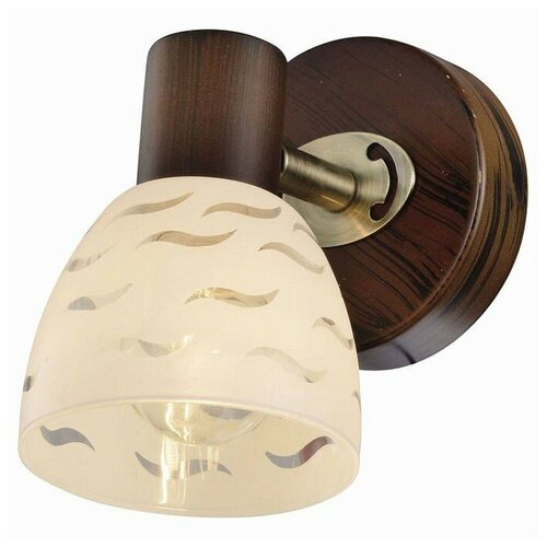 Фото - Настенный светильник Toplight Shayla TL3730Y-01BB, 40 Вт настенный светильник toplight gertrude tl1138 1w 40 вт
