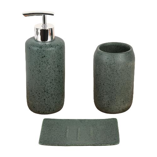 Фото - Набор для ванной Доляна Венера, зеленый набор для ванной доляна грация 2698471 персиковый