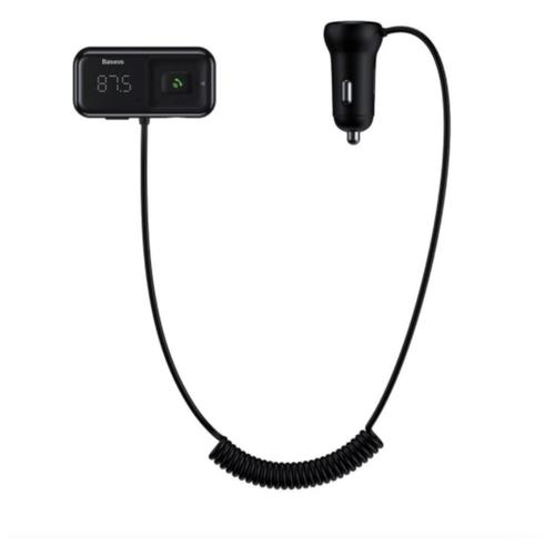 FM трансмиттер Baseus T typed S-16 wireless MP3