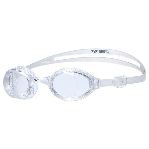 Очки для плавания arena Airsoft, clear-clear