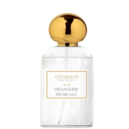 Купить Парфюмерная вода Chabaud Maison de Parfum Orangerie Musicale, 100 мл