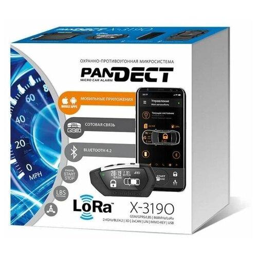 Фото - Автосигнализация Pandect X-3190L автосигнализация pandect x 1800 l