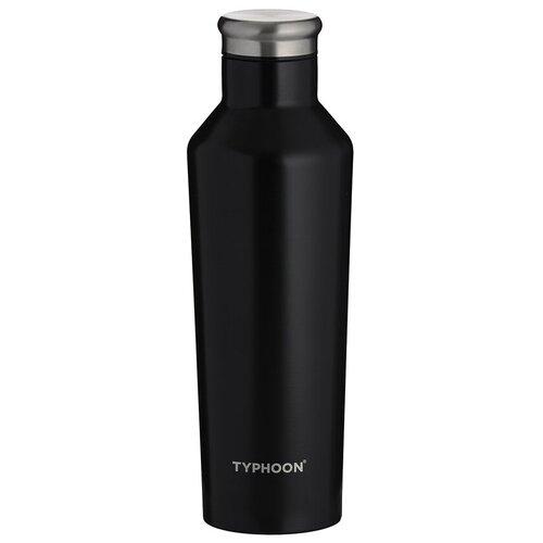 Классический термос TYPHOON Pure, 0.5 л черный