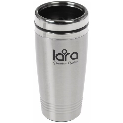 Термокружка LARA LR04-35, 0.5 л серебристый