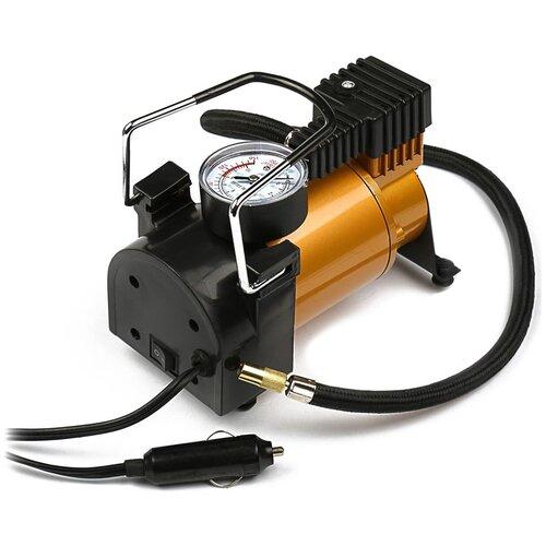 Автомобильный компрессор Torso Торнадо 30 оранжевый/черный