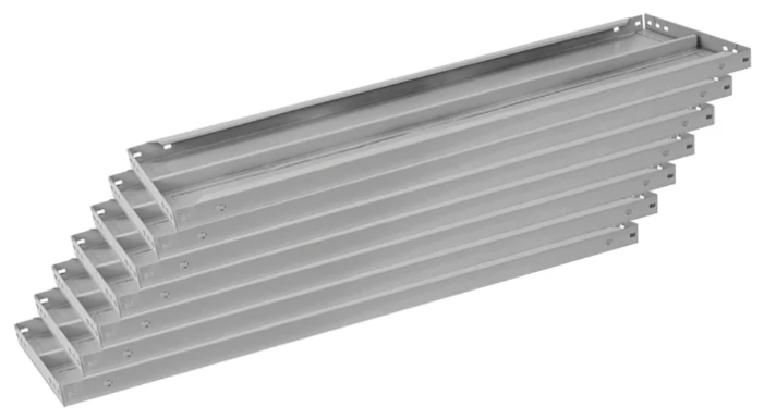 Полка ПРАКТИК MS 100х30х3.3 см