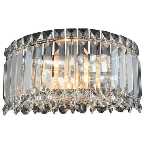 Фото - Настенный светильник Toplight Lorinda TL1166-2W, 40 Вт настенный светильник toplight gertrude tl1138 1w 40 вт