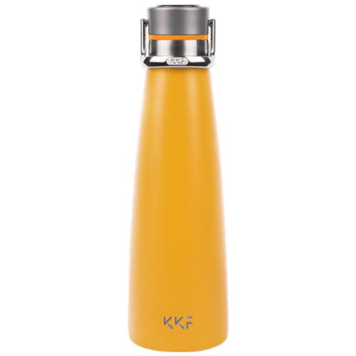 Термобутылка Xiaomi Kiss Kiss Fish KKF с OLED-дисплеем, 0.475 л желтый
