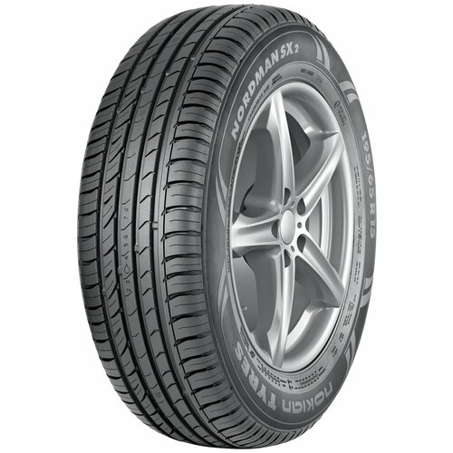 Фото - Nokian Tyres Nordman SX2 205/55 R16 91H летняя летняя шина nokian nordman sx2 215 55 r16 97h
