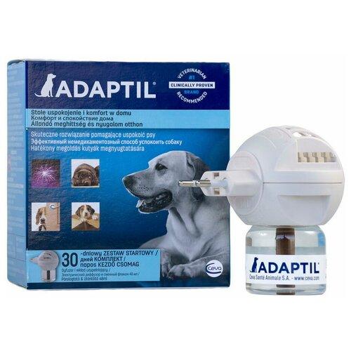 Сева Адаптил для собак, 48 мл