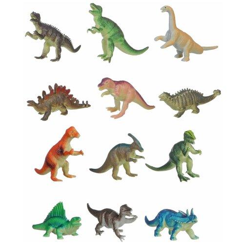Фото - Фигурки BONDIBON Ребятам о зверятах - Динозавры ВВ1618 фигурки bondibon ребятам о зверятах домашние животные вв1637