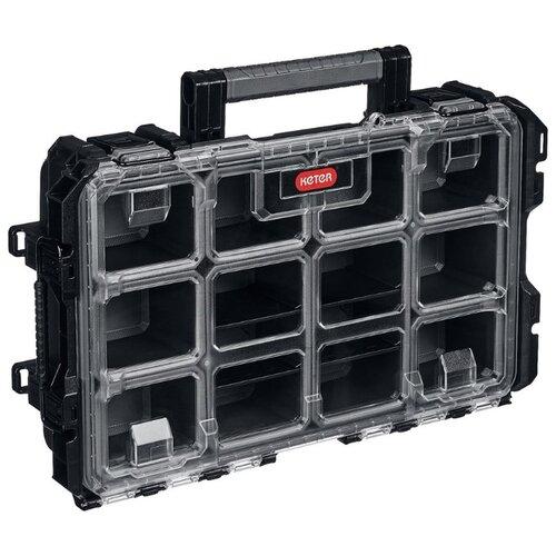 Органайзер KETER Organizer 22 (17206659) 56.4x35x12.8 см 22'' черный