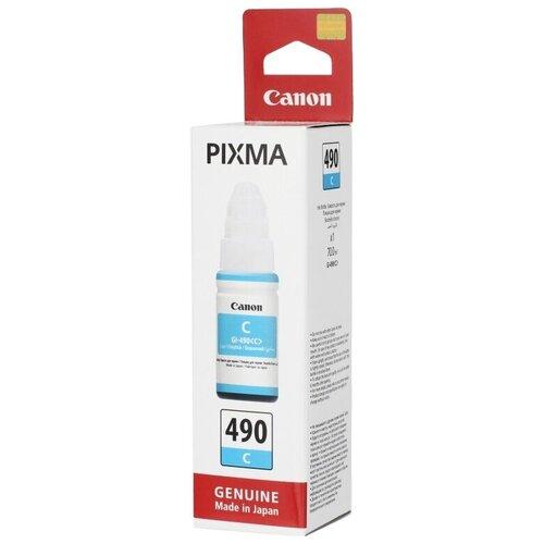 Чернила Canon GI-490C (0664c001)