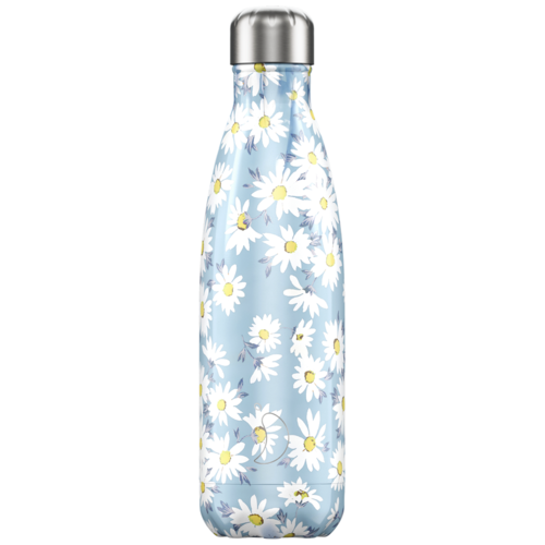 Термобутылка Chilly's Floral Daisy, 0.5 л Daisy