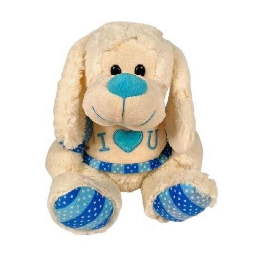 Мягкая игрушка Собачка, 30 см