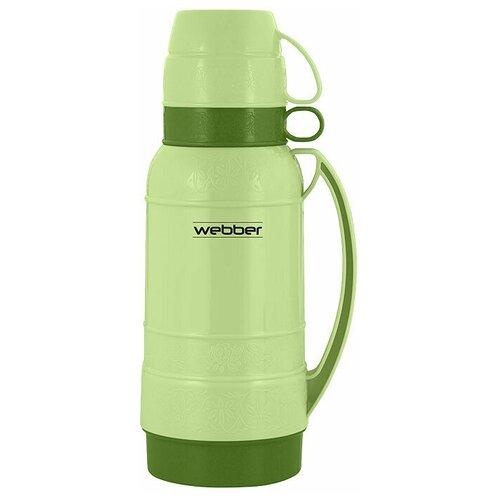 Классический термос Webber 25018, 1.8 л зеленый
