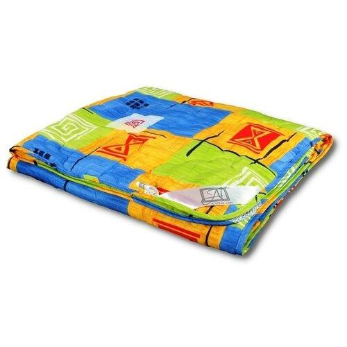 Фото - Одеяло АльВиТек Холфит-Стандарт, легкое, 200 х 220 см (зеленый/голубой/желтый) одеяло альвитек крапива традиция легкое 200 х 220 см зеленый