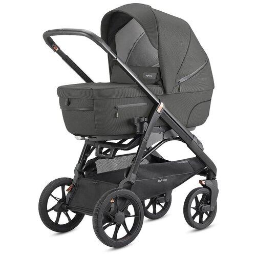 Купить Универсальная коляска Inglesina Aptica XT 2020 (3 в 1, с подставкой для люльки), charcoal, Коляски