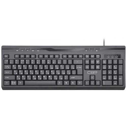 Клавиатура CBR CBR KB 335HM Black USB