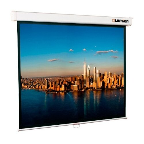 Рулонный матовый белый экран Lumien Master Picture LMP-100121
