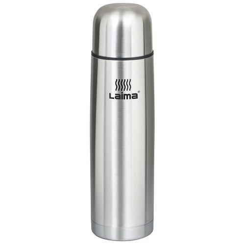 Классический термос Лайма 601412, 0.5 л серебристый